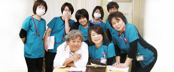 久藤総合病院看護師