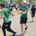 金沢城リレーマラソン・春の陣1