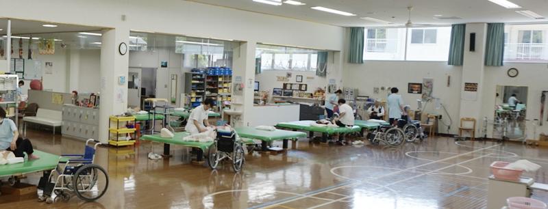 加賀温泉ケアセンターリハビリ