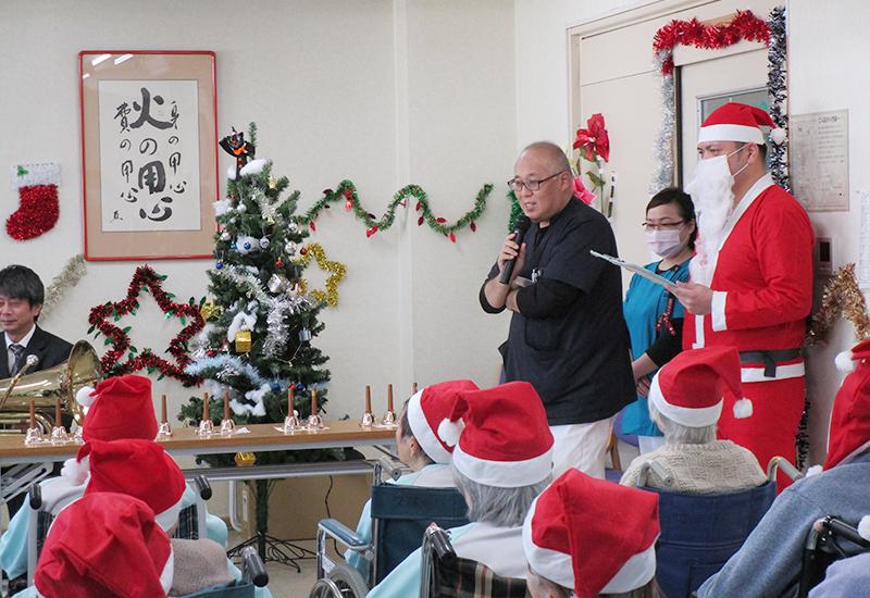 久藤総合病院クリスマスコンサート